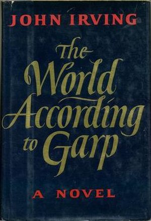 The World According to Garp - First edition