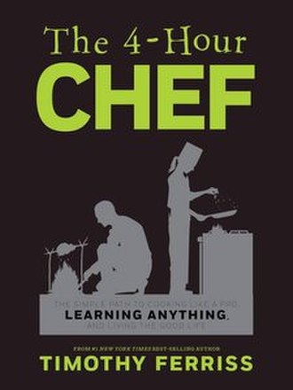 The 4-Hour Chef - Image: The 4 Hour Chef