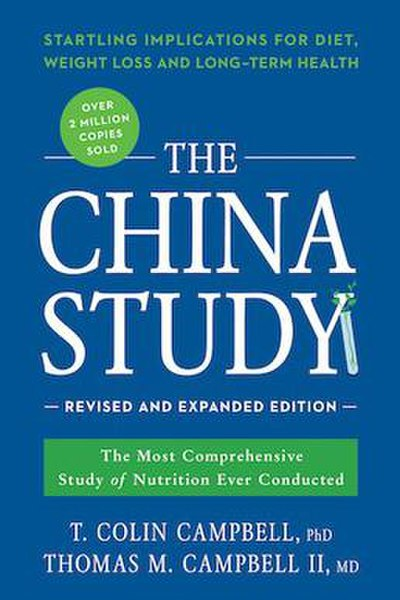 Picture of a book: The China Study