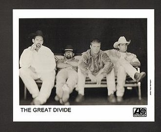 The Great Divide (band) - The Great Divide, 1998