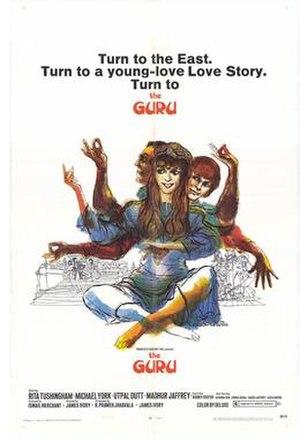 The Guru (1969 film) - Film poster