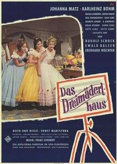 <i>The House of Three Girls</i> (1958 film) 1958 film