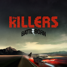 The Killers - Battle Bornpng