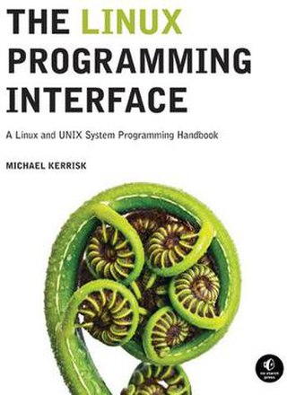 The Linux Programming Interface - Image: The Linux Programming Interface
