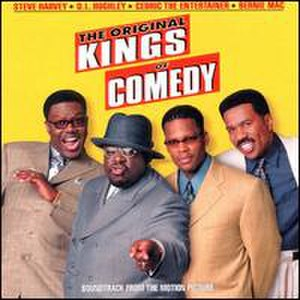 The Original Kings of Comedy (soundtrack) - Image: The Oringinal Kings OST
