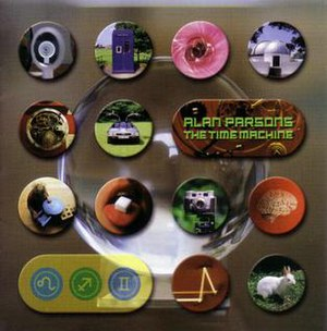 The Time Machine (Alan Parsons album) - Image: The Time Machine (Alan Parson solo album)