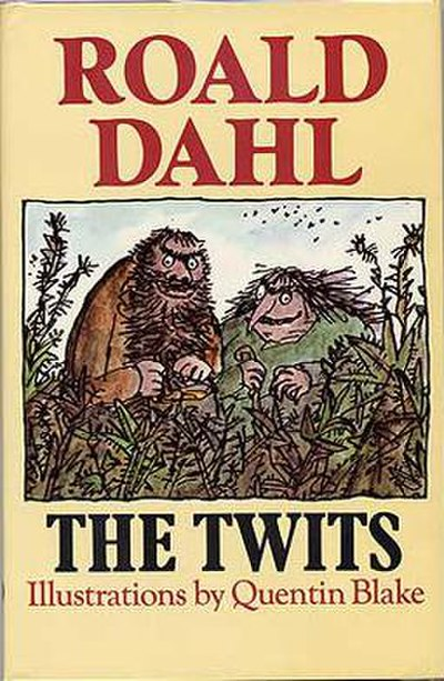 Picture of a book: The Twits