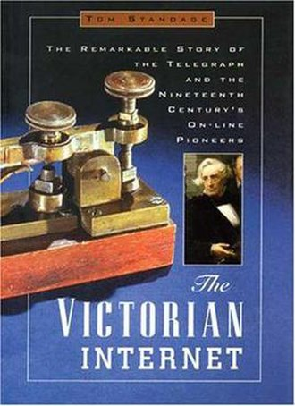 The Victorian Internet - Image: The Victorian Internet