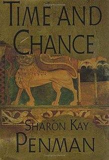 <i>Time and Chance</i> (Penman novel) novel by Sharon Kay Penman