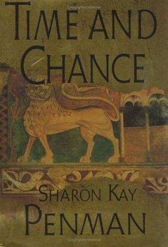Time and Chance (Penman novel) - Image: Time and Chance (novel)