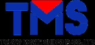 TMS Entertainment - The Tokyo Movie Shinsha logo.