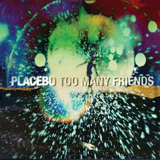 Placebo - Too Many Friends (studio acapella)