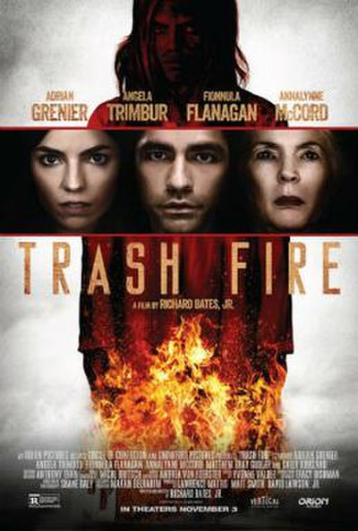 Picture of a movie: Trash Fire
