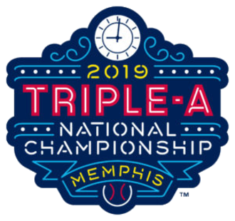 Triple-A National Championship Game - Image: Triple A Baseball National Championship Game logo