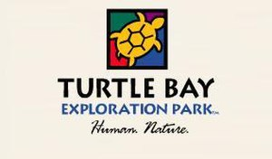 Turtle Bay Exploration Park - Image: Turtle Bay Logo