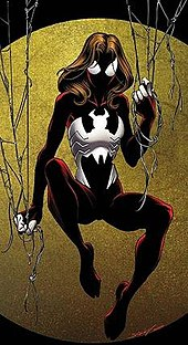 Spider-Woman (Jessica Drew) - Wikipedia