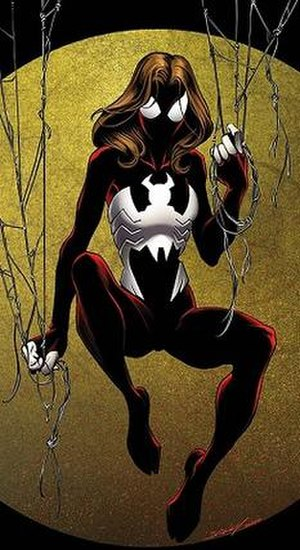Spider-Woman (Jessica Drew) - Image: Ultimate Spider Woman