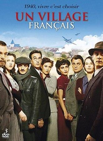 Un village français - Image: Un village francais DVD