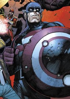 U.S. Agent Fictional superhero