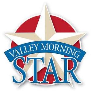 Valley Morning Star - Image: Valleymorningstar