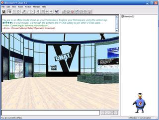 Microsoft V-Chat
