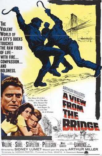 A View from the Bridge (film) - Image: View from the bridge xlg