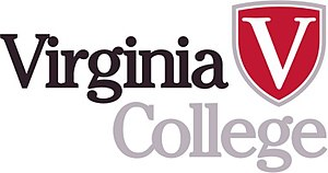 Virginia College - Image: Virginia College logo