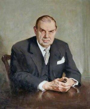 Harold Mackintosh, 1st Viscount Mackintosh of Halifax - Image: Viscount Mackintosh