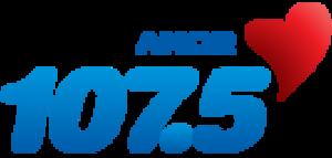 WAMR-FM - Image: WAMR amor 107.5 logo