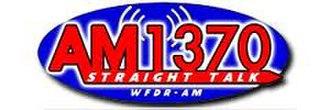 WFDR (AM) - Image: WFDR AM logo