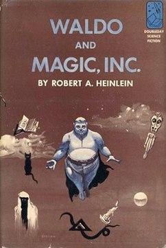 <i>Waldo & Magic, Inc.</i> book by Robert Heinlein