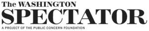 The Washington Spectator - Image: Washington Spectator logo