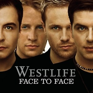 Face to Face (Westlife album) - Image: Westlife facetoface