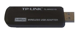 Wi-Fi - USB wireless adapter