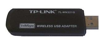 Wi-Fi - USB wireless adapter