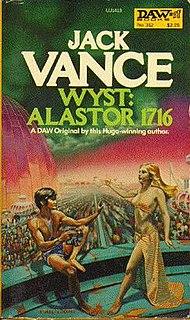 <i>Wyst: Alastor 1716</i> novel by Jack Vance