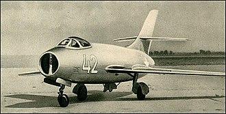 Yakovlev Yak-30 (1948) - Image: Yakovlev Yak 30