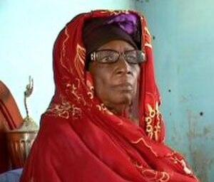 Yandé Codou Sène - Yandé Codou Sène from La griotte de Senghor, a documentary by Angèle Diabang Brener (2008)