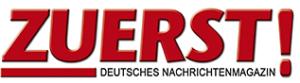 Zuerst! - Image: Zuerst (logo)