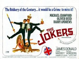 The Jokers - Original film poster