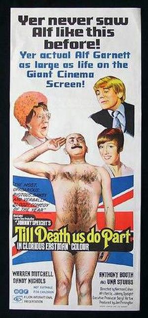 """Till Death Us Do Part (film) - Image: """"Till Death Us Do Part"""" (1969)"""