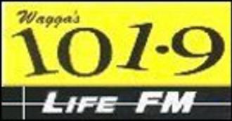 Life FM (Wagga Wagga) - Image: 101.9 Life FM in Wagga Wagga (logo)