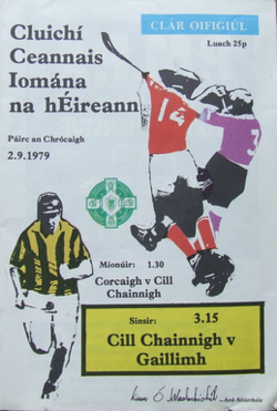 1979 All-Ireland Senior Hurling Championship Final programme.png