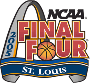 2005 NCAA Division I Men's Basketball Tournament - 2005 Final Four logo