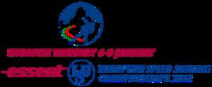2012 European Speed Skating Championships - Image: 2012 ISU ESSC logo