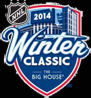 2014 NHL Winter Classic - Image: 2014 Winter Classic