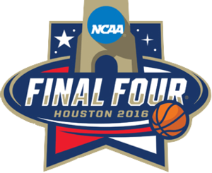 2016 NCAA Division I Men's Basketball Tournament - 2016 Final Four logo