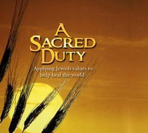 A Sacred Duty - Cover image for the DVD