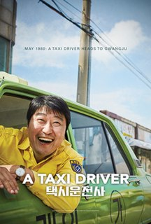 <i>A Taxi Driver</i> 2017 South Korean film by Jang Hoon