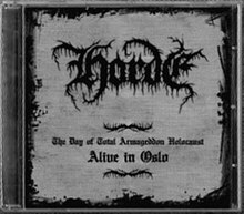 Live album by horde